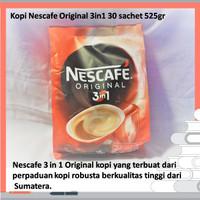 Kopi Nescafe Original 3in1 30 sachet 525gr