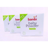 COMPACT POWDER Refill BAMBI/Bambi Bedak Padat Reffill/Bedak Bayi refil