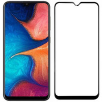 Tempered Glass FULL COVER Samsung Galaxy A20