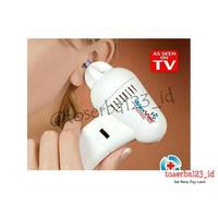 Wax Vac Ear Vacuum/Alat Pembersih Telinga Elektrik/Electric Ear Cleane