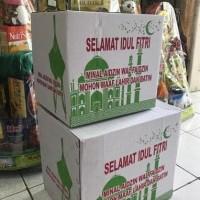 Best Seller Box Kotak Kardus Bingkisan Parcel Lebaran Idul Fitri Besar