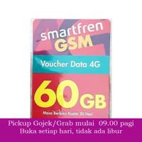 VOUCHER DATA SMARTFREN 60GB 4G Voucer 60 GB