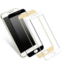 Tempered Glass Colorful Frame Anti Gores Zenfone Max Pro M2 ZB631KL