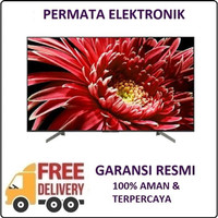 Sony KD-55X8500G 55 Inch UHD 4K Android Triluminos LED TV 55X8500