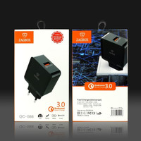 Adaptor Charger ZAGBOX 1 Port USB Quick Charge Qualcomm 3.0 QC-088