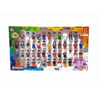 Mainan Anak Figure Building Block Designer Wange Lego 50 Orang D029