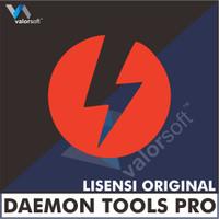 Lisensi Key Daemon Tools Pro - ORIGINAL - LIFETIME