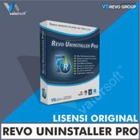 Lisensi Key Revo Uninstaller Pro - ORIGINAL - RESMI