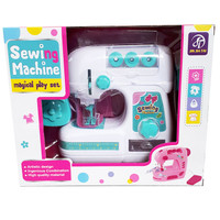 Mesin jahit mainan anak perempuan, sewing machine 822
