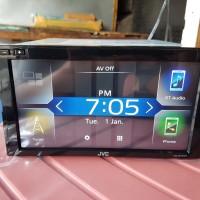 HU JVC kw m750bt Hi Res Audio Built in processor