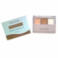 Wardah double function kit (concealer - eye shadow)