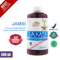 Obat Herbal JAMSI 500 ml (Diabetesi Diabetes Gula Darah) ASLI & Alami