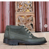 "ROCKPORT CHUKKA BOOTS ""GREEN"" ORIGINAL"
