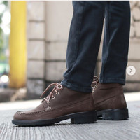 "ROCKPORT CHUKKA BOOTS ""BROWN"" ORIGINAL"