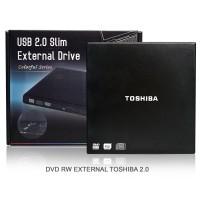 DVD-RW EXTERNAL TOSHIBA USB 2.0