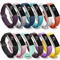 Strap FitBit Alta HR Smart Band soft silicon bagus murah