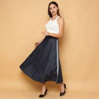 Cammomile ROK fashion Wanita Lis Renda 021904007 - S