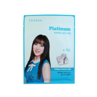 Celebon Collagen Essence Mask Platinum Masker Wajah Original Korea
