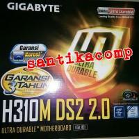 MOTHERBOARD GIGABYTE H310M DS2 2.0 LGA 1151 ( COFFELAKE)