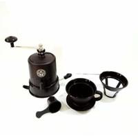 Star Cam Destec Manual Coffee Grinder / Alat Giling Biji Kopi