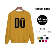 sweater do it yellow dusty green black navy
