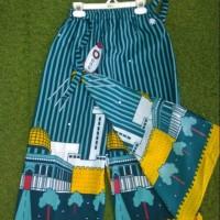 Rabbani s-qukid bani Batuta sarung celana