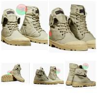 Sepatu Kerja Pria Boots Kulit Original Handmade MOOFEAT