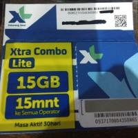 XL internet 15GB