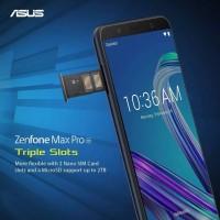 ASUS ZENFONE MAX PRO ZB 602KL M1 RAM 4GB INTERNAL 64GB GARANSI RESMI