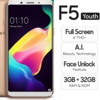 Oppo F5 Youth 3gb