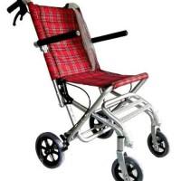 Kursi roda traveling shella Limited