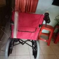 GROSIR Kursi roda Sella treveling KY871LB Murah