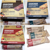 GranoBar Granola Bar Granola creation isi 5