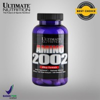 AMINO 2002, 100 Tabs - Ultimate Nutrition Official