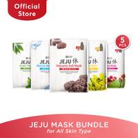 SNP Jeju Rest Mask Bundle