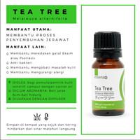Murah Essenzo essential oil - Tea tree 10 ml