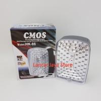 Lamp Emergency CMOS HK-86 / Lampu Emergency Cmos HK86 Original