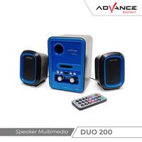 Advance Duo 200 - Multimedia Speaker PC Notebook Laptop