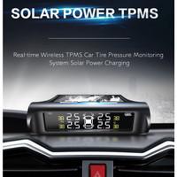 TPMS Tire Pressure Monitor System Alarm Pengukur Tekanan Ban Mobil
