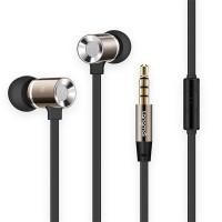 Terbaru Tangmai F0 Stereo HiFi In-ear Earphone Headphone with Mic