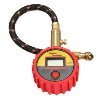 New Brand 0-99psi Bar Kpa Digital Tire Gauge Type Pressure Gauge