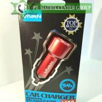 Vivan Car Charger CQ01S