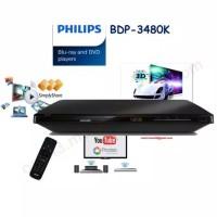 Philips Bluray DVD player BDP3480K sln pioneer denon marantz sony sams