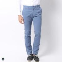 Celana Panjang Chino pria, Nyaman dipakai / skinny