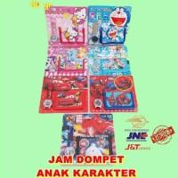 Harga Promo Jam Dompet Anak Karakter Perlengkapan Rumah Peralatan