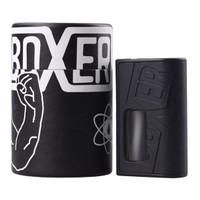 Boxer Mod Classic BF Squonk Mechanical Mod - BLACK [Clone]