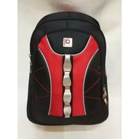 Tas Ransel Backpack Polo Horse 2011 Import. Kuliah kerja. Darena BDG