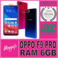 OPPO F9 PRO RAM 6GB /64GB GARANSI OPPO INDONESIA 100% 1 TAHUN