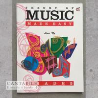 Buku Theory of Music Made Easy Grade 5