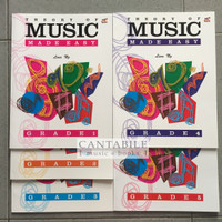 PAKET Buku Theory of Music Made Easy Grade 1-5